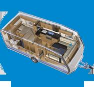 Polar15bouw je caravan