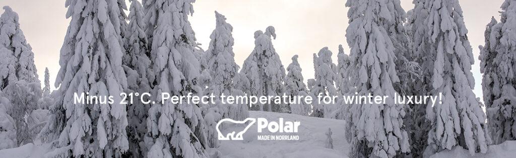 Polar winterluxe
